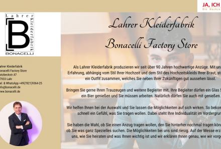Lahrer Kleiderfabrik Bonacelli